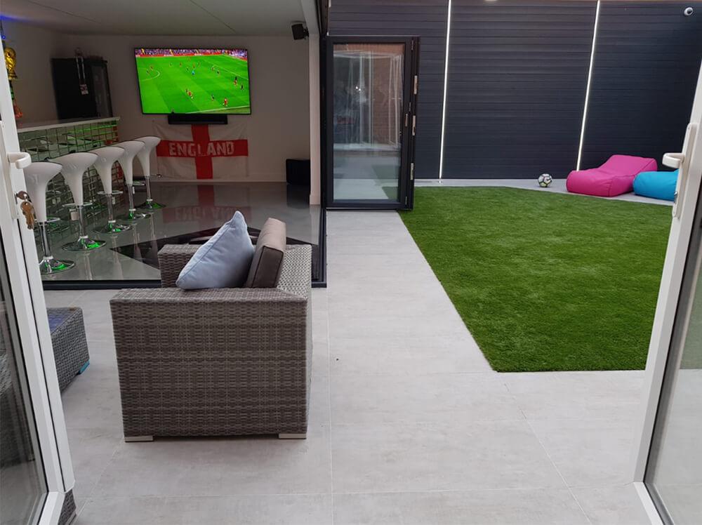 Garden Room Annex Apartment Option