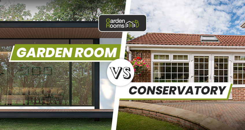 Garden Room vs Conservatory: What is the Difference?