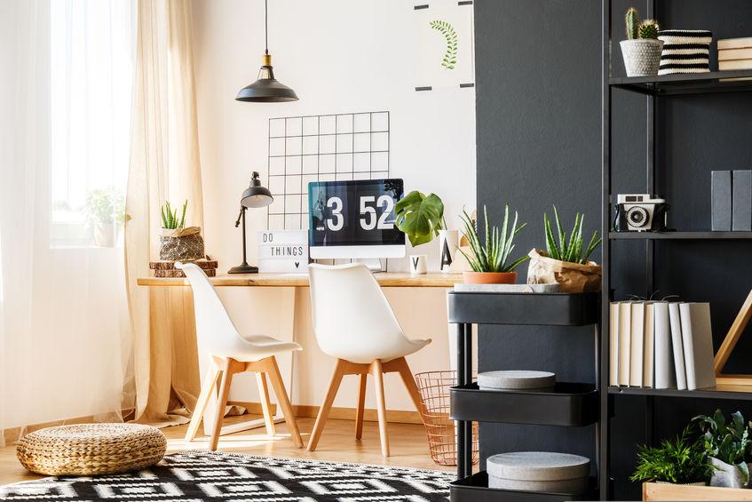 Garden Office Interior Ideas